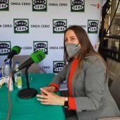 Regla Moreno, teniente de Alcaldesa de Turismo de San Fernando