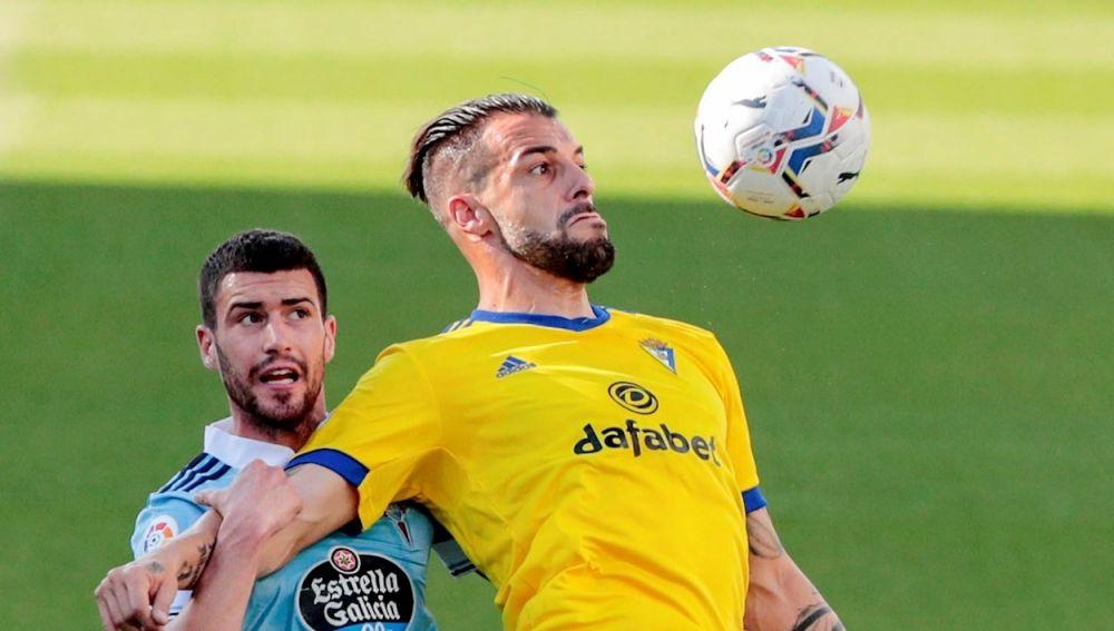 Cádiz 0-0 Celta: Tablas en Carranza entre dos equipos sin gol y con excesivo respeto