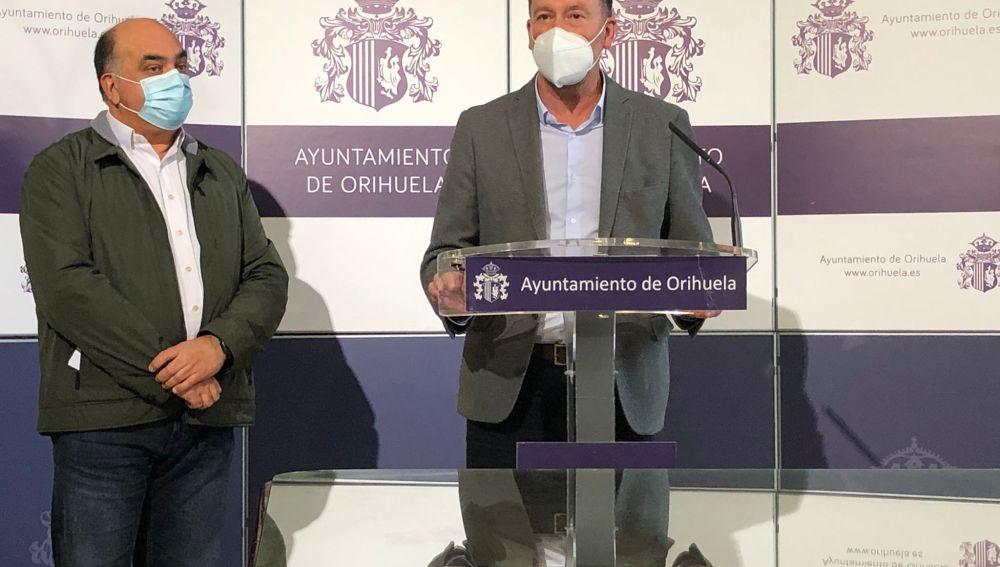 Emilio Bascuñana ha expresado su rechazo frontal a las intenciones, del Ministerio para la Transición Ecológica, de cambiar las reglas de explotación que pretende reducir el agua a trasvasar a 27 hectómetros cúbicos
