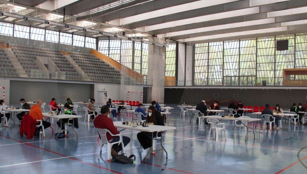 40 jugadores se disputan en el Vicente Paniagua el Campeonato Provincial Absoluto, Veterano y Femenino de Ajedrez