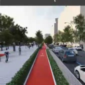 Proyecto Carril Bici Castellana