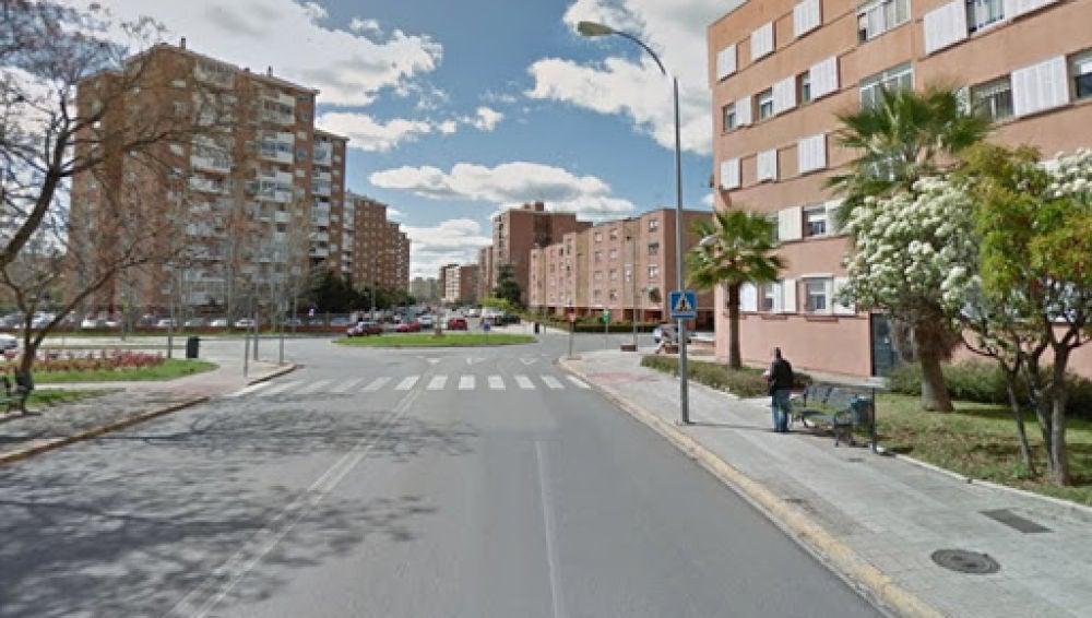 Dos jóvenes resultan heridos graves tras ser atropellado por un vehículo en Badajoz