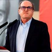 El candidato socialista, Ángel Gabilondo