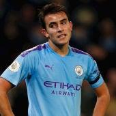 Eric García, jugador del Manchester City
