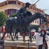 Lectura Popular del Quijote en cuatro enclaves cervantinos de Alcázar de San Juan
