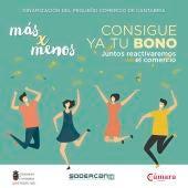 Comienza la descarga de bonos para gastar en el comercio de Cantabria