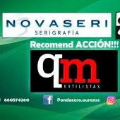 Recomend ACCION!!! con Quique Martínez Estilistas