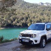 Recorremos la provincia con nuestro Jeep Compass 4xe.