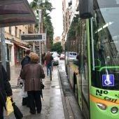 El Ayuntamiento mejorará las paradas de autobús urbano en Ciudad Real