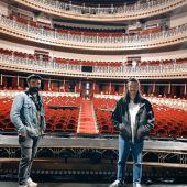 Alberto&García, en el Teatro Campoamor, presentarán disco 'Rosas Negras'