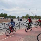 Comienzan las Bici Rutas organizadas por la concejalía de Juventud