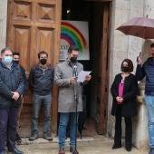 En Mas de Uno Teruel hemos escuchado a los niños del Pierres Vedel y al concejal de Juventud, Ramón Fuertes