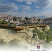 Proyecto mirador Playa del Xarco