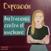 La exposición de 'Feminista Ilustrada'  recorre los colegios con el fin de concienciar sobre igualdad