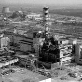 Incluido entre los grandes desastres medioambientales de la historia accidente mayor, nivel 7