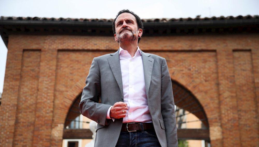 El candidato de Ciudadanos a la Comunidad de Madrid, Edmundo Bal
