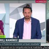 """Pedro J. Ramírez analiza los discursos de Montero y Monasterio: """"Es el mismo concepto totalitario"""""""