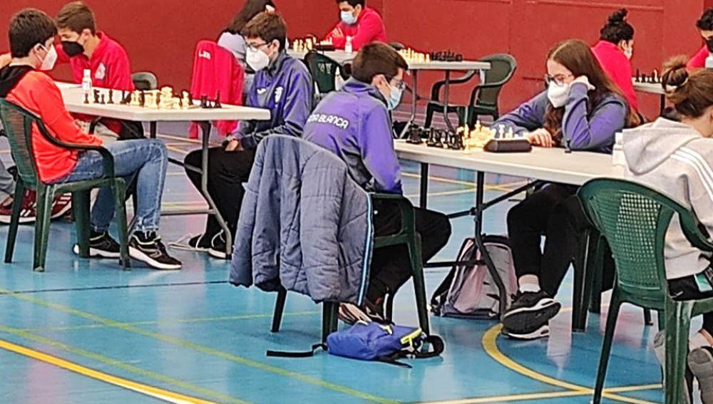 La Escuela de Ajedrez participa en los campeonatos provinciales en edad escolar