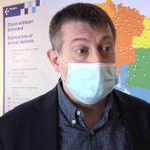 Victor Bustamante, director de asistencia sanitaria de Osakidetza