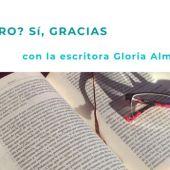 Sección de literatura con Gloria Almendáriz.