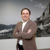 Juan Fran Pérez, alcalde de Finestrat.