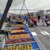 Mercadillo fruta y verdura
