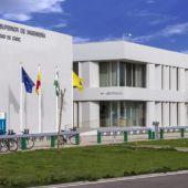 Edificio de la Escuela Superior de Ingeniería de la UCA