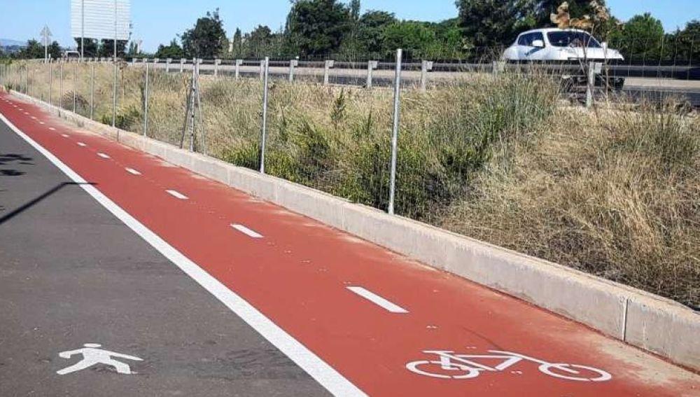 Una iniciativa que unirá para peatones y usuarios de bicicletas el casco urbano con las pedanías de El Raiguero y Lomas de la Juliana