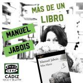 Careta Manuel Jabois en Más de Un Libro