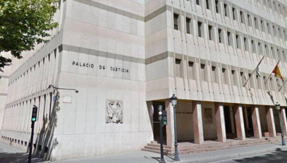 Palacio de Justicia de Albacete.