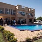 Embajada española en Mali