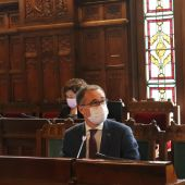 Comparecencia del Consejero de Salud en comisión en la Junta General