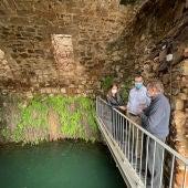 El Consorcio Cáceres Ciudad Histórica mejora la Cisterna de San Roque y la Fuente del Concejo