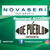 Recomend ACCION!!! con Carnicería de Pueblo