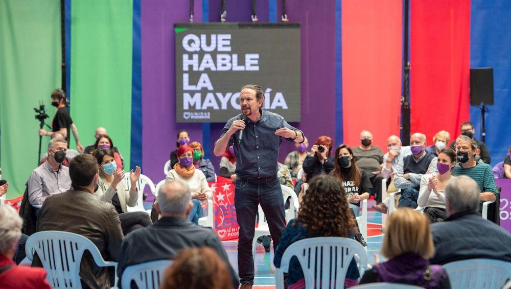Pablo Iglesias tira de Carlos Bardem para atacar de nuevo a los medios