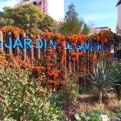 Jardín de Gamarra