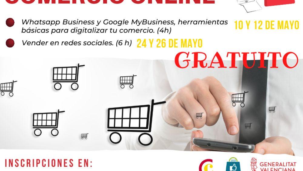 Las personas que las sigan aprenderán a gestionar la presencia de los negocios en internet e incentivar las ventas tras el periodo de cierres y horarios