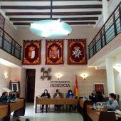 Reunión de coordinación para la prevención y lucha contra la Violencia de Género