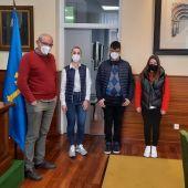 Dos alumnos del IES Tineo realizarán sus prácticas en el Ayto de Allande