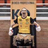 Jordi Martínez bate récord en boxeo profesional con dos combates y dos victorias