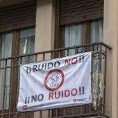 Vecinos del Casco Histórico llevan décadas pidiendo que se cumpla la ordenanza sobre el ruido