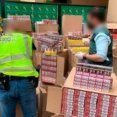 Diez detenidos en Badajoz como miembros de grupo de blanqueo de capitales procedente de contrabando de tabaco
