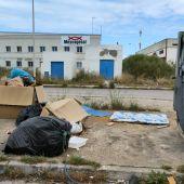 Imagen de uno de los polígonos industriales de Puerto Real