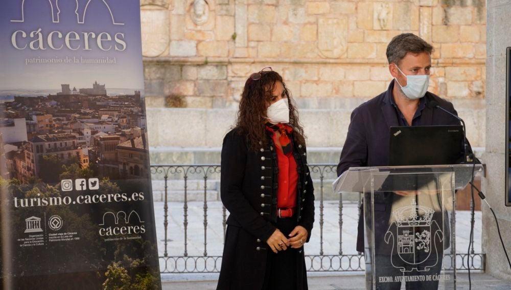 Cáceres se posiciona como destino seguro y no masificado y trabaja para recuperar las elevadas cifras de visitantes con las que comenzó 2020