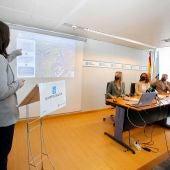 Presentación ampliación Navia, Vigo
