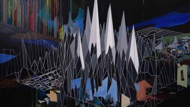 El artista David Trujillo entrega su  'Paisaje sonoro de Villajoyosa' al ayuntamiento de la ciudad