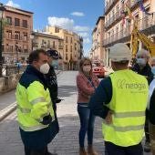 Milagros Tolón, alcaldesa de Toledo