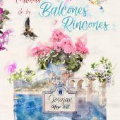 Rincones y balcones en iznájar