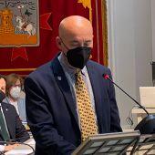 El grupo municipal popular presenta en pleno a su nuevo concejal