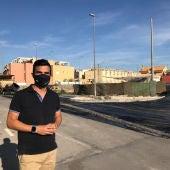 Antonio Meseguer, concejal de medioambiente, forma parte de una campaña de concienciación para todos los vecinos
